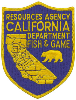 California Department of Fish and Game - click here to visit the organization website