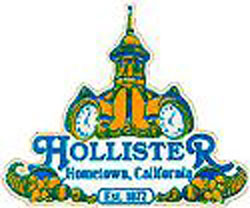 City of Hollister - click here to visit the organization website