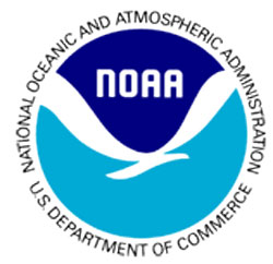 NOAA, National Oceanic and Atmospheric Administration - click here to visit the organization website
