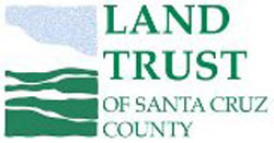 Land Trust of Santa Cruz County - click here to visit the organization website