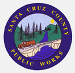 Santa Cruz County, Dept of Public Works - click here to visit the organization website