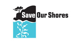 Save Our Shores - click here to visit the organization website