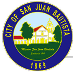 City of San Juan Bautista - click here to visit the organization website