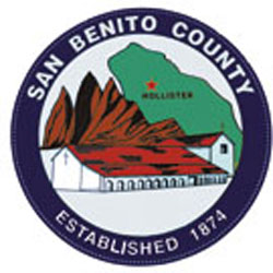 San Benito County - click here to visit the organization website